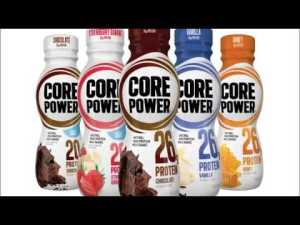 Core Power Lineup