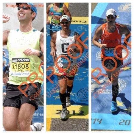 3 Marathons