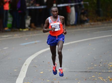Mutai Winning